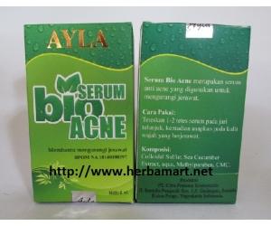 Serum Ayla Bio Acne – Penghilang Jerawat Alami