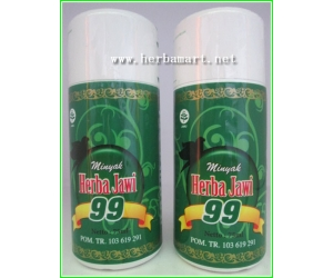 Herba Jawi 99 (Minyak But – But HPA)