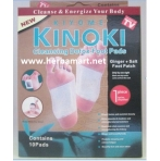 Kinoki Cleansing Dettox Foot Pads Gold