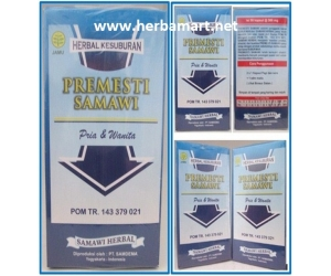 Premesti Samawi Herbal Kesuburan