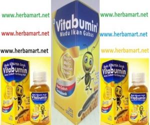 Vitabumin Bikin Anak Pintar dan Cerdas