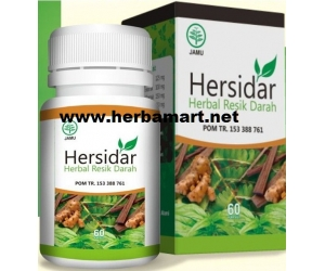 Hersidar Herbal Resik Darah