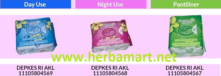 Avail Day Use, Night Use, Pantiliner