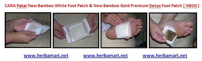CARA PAKAI NBOS WHITE & GOLD